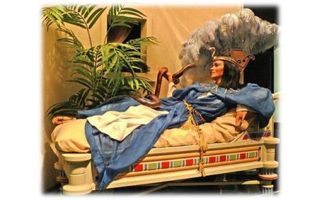 История возникновения рисунков на постельном белье