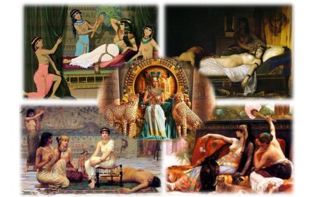 Постельное бельё - история возникновения
